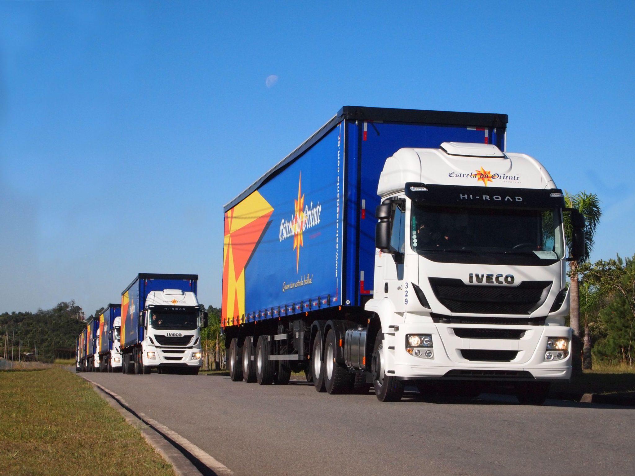 Transportadoras de SC vão pagar menos ICMS em 2021