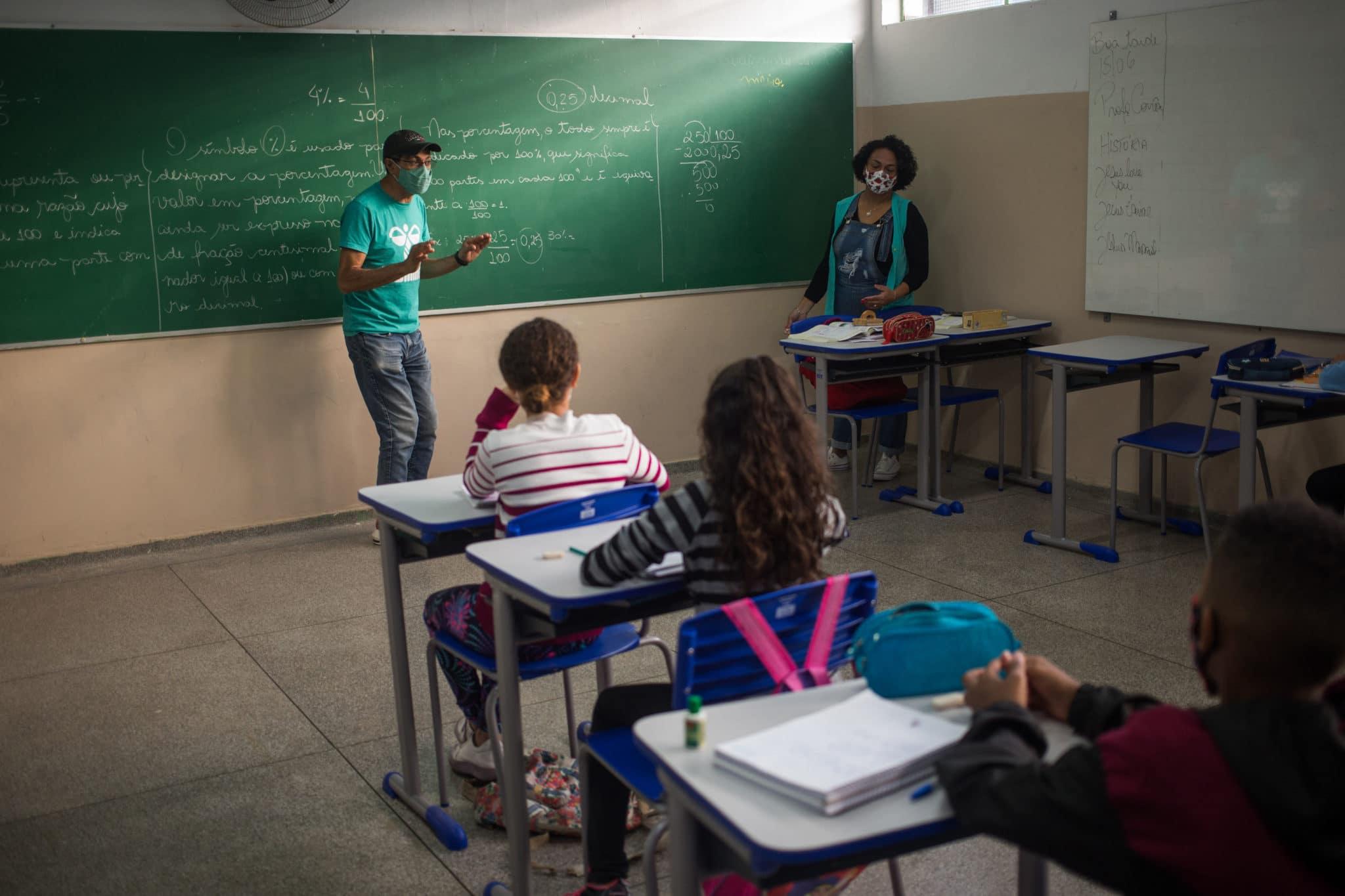 Testado no Ceará, 'imposto da educação ' deve ser adotado em outros estados