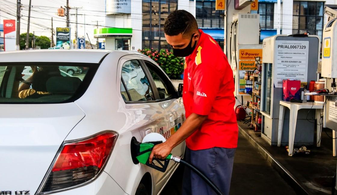 Novo reajuste deve fazer preço médio da gasolina passar dos R$ 6,20 em Alagoas